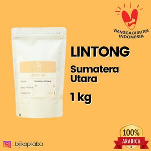 Harga kopi arabika lintong sumatera utara 1 kilogram biji dan bubuk   | HARGALOKA.COM