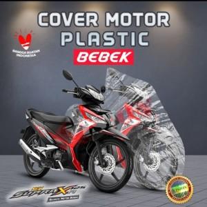 Harga sarung cover body motor supra x 125 bahan plastic | HARGALOKA.COM