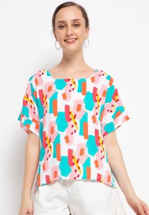 Harga blouse samaya   multi on   HARGALOKA.COM