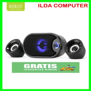 Harga robot speaker portable rs170 for pc laptop smartphone | HARGALOKA.COM