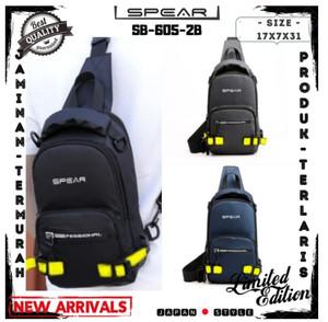Harga tas spear sling bag   tas selempang | HARGALOKA.COM