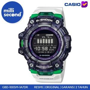 Harga casio g shock gbd 100sm 1a7dr gbd100sm 1a7 original amp garansi   HARGALOKA.COM