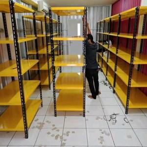 Harga rak laundry khusus pengiriman via gojek grab 40x100x200 4 | HARGALOKA.COM