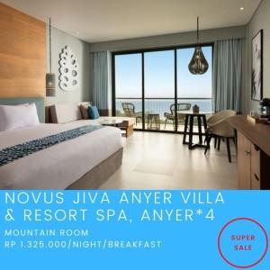 Harga promo voucher hotel novus jiva anyer | HARGALOKA.COM