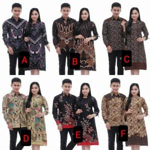 Harga batik couple keluarga sarimbit batik couple keluarga   m motif | HARGALOKA.COM