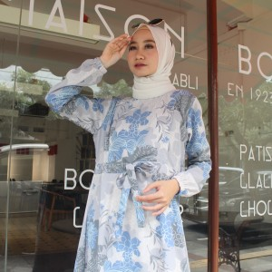 Harga baju hamil menyusui   rayya collection salihara tunik   azzure s | HARGALOKA.COM