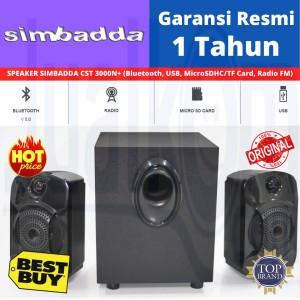 Harga speaker simbadda cst 3000n | HARGALOKA.COM