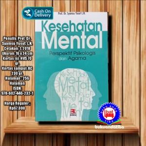 Harga buku original   kesehatan mental perspektif psikologi dan | HARGALOKA.COM