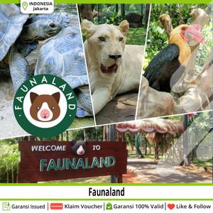 Harga faunaland jakarta tiket indonesia   | HARGALOKA.COM