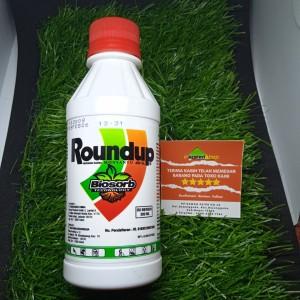 Harga grosir obat cairan pembasmi rumput liar ilalang gulma roundup 200 | HARGALOKA.COM