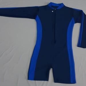 Harga baju renang dewasa lengan panjang untuk cowok amp cewek unisex   lis biru bca   HARGALOKA.COM