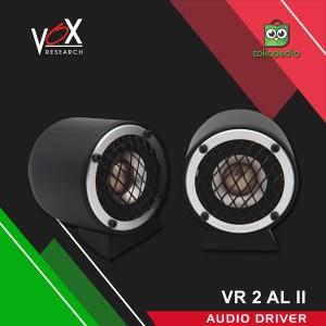 Harga speaker full range vox research vr 2 al 2nd gen 2 inch with | HARGALOKA.COM