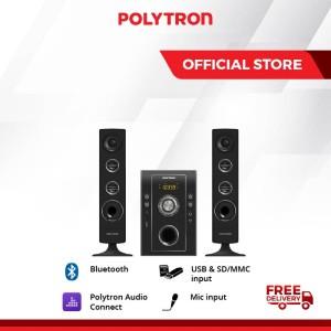 Harga polytron multimedia speaker pma 9506 | HARGALOKA.COM