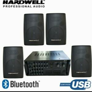 Harga paket sound system untuk cafe masjid | HARGALOKA.COM