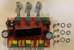 Harga modul digital power amplifier kit tpa3116d2 stereo class d   HARGALOKA.COM