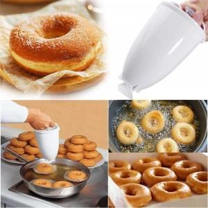 Harga alat pembuat adonan donat diy drop mini donut maker | HARGALOKA.COM