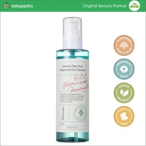 Harga axis y quinoa one step balanced gel cleanser 180 ml | HARGALOKA.COM