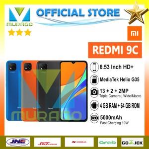 Harga xiaomi redmi 9c 4 64 3 32 garansi resmi   3 32 gb | HARGALOKA.COM