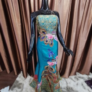 Harga preloved gaun pengantin mewah anggun | HARGALOKA.COM