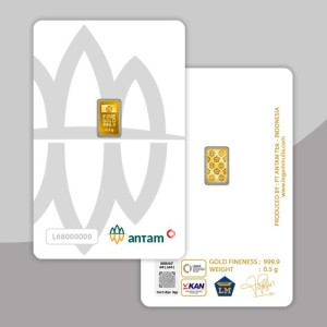 Harga logam mulia antam 0 5 gram lm antam emas | HARGALOKA.COM