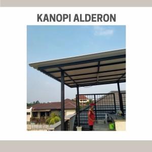 Harga atap kanopi alderon baja ringan kualitas terbaik   harga permeter | HARGALOKA.COM