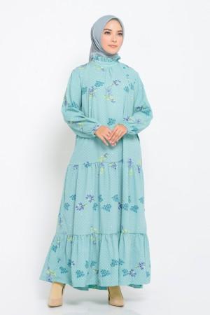 Harga zm zaskia mecca   fathia mint dress   jelita indonesia burung merak   | HARGALOKA.COM