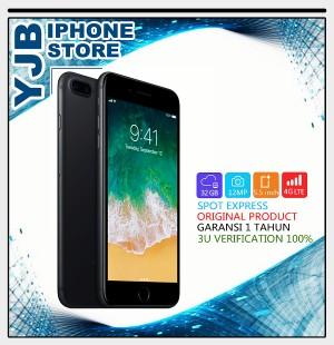 Harga apple iphone 7 128gb new garansi 1 tahun   black matte | HARGALOKA.COM