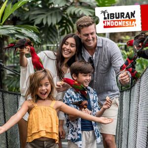 Harga tiket masuk bali bird park ktp bali dan indonesia   ktp | HARGALOKA.COM