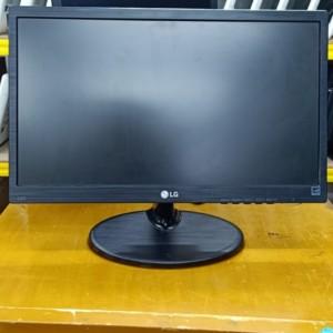 Harga ready monitor led lg 20 inch wide like   HARGALOKA.COM