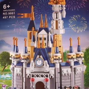 Harga lego disney castle mainan edukasi anak kualitas   HARGALOKA.COM