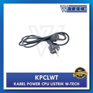Harga w tech kabel power pc | HARGALOKA.COM
