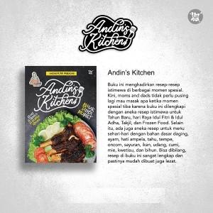 Harga buku resep masakan andins kitchen masak tanpa mumet   andini putri | HARGALOKA.COM
