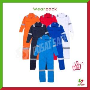 Katalog Wearpack Safety Baju Kerja Seragam Kerja Coverall Proyek Putih Xl Katalog.or.id