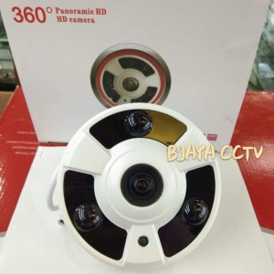Harga camera cctv fish eye 360 1080p 5mp full hd panoramic 360 derajat | HARGALOKA.COM