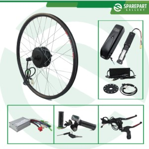 Harga komplit set ebike kit 36v350w sepeda | HARGALOKA.COM
