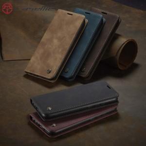 Harga flip cover leather wallet oppo reno 4f original case caseme   | HARGALOKA.COM