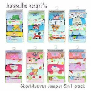 Harga jumper bayi catrer lovelle carts 5in1 lengan pendek   12 bulan   HARGALOKA.COM
