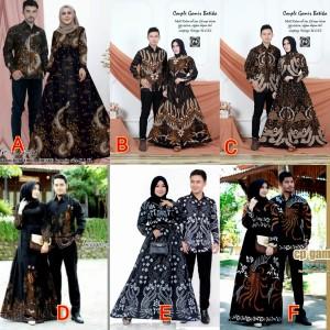 Harga batik couple keluarga baju couple sarimbit   | HARGALOKA.COM