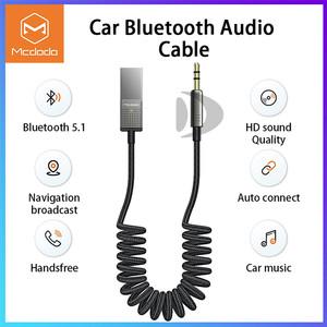 Harga mcdodo car audio wireless receiver bluetooth head unit mobil musik   HARGALOKA.COM