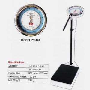 Harga timbangan badan smic gea zt 120 timbangan stature meter   HARGALOKA.COM