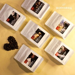 Harga mokhabika kopi house blend sampler 6 | HARGALOKA.COM