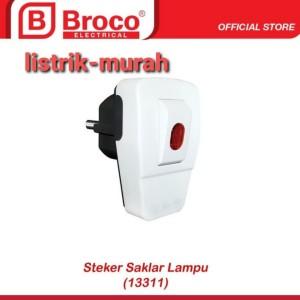 Harga Steker Lampu Broco Steker Switch On Off Broco Katalog.or.id