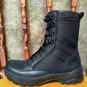 Harga sepatu pdl venom sepatu pdl polri tni satpam linmas terpasang safety   39 | HARGALOKA.COM