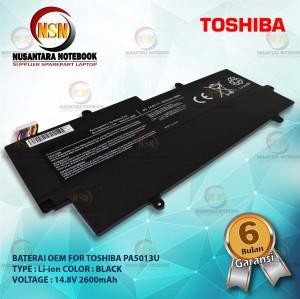 Harga baterai original oem for toshiba portege z830 z835 z930 z935   HARGALOKA.COM