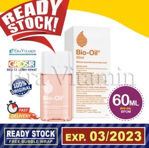 Harga bio oil 60ml biooil 60 ml bio oil penghilang selulit stretch | HARGALOKA.COM