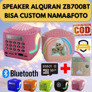 Harga speaker alquran murottal 30 juz versi terlengkap seri baru zb700bt   | HARGALOKA.COM