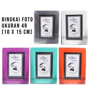 Harga bingkai foto 4r frame foto 4r 10 cm x 15 cm minimalis   | HARGALOKA.COM