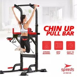 Harga pull up chin up hanging bar speeds ori alat olahraga fitness | HARGALOKA.COM