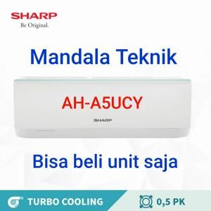 Harga ac sharp 1 2 pk aha5ucy low watt 1 2pk 0 5pk 0 5 pk 0 5pk 0 5 pk 05   HARGALOKA.COM