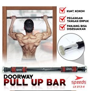 Harga speeds door chinning bar pull up bar speeds iron gym | HARGALOKA.COM